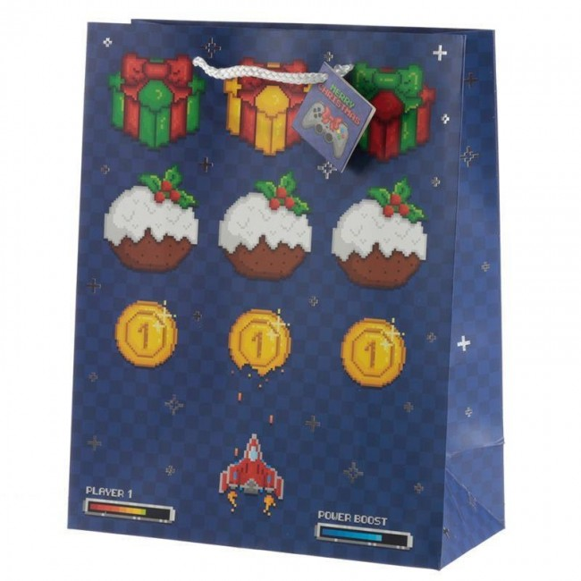 Phoenixx Rising-Game Over Christmas Gift Bag