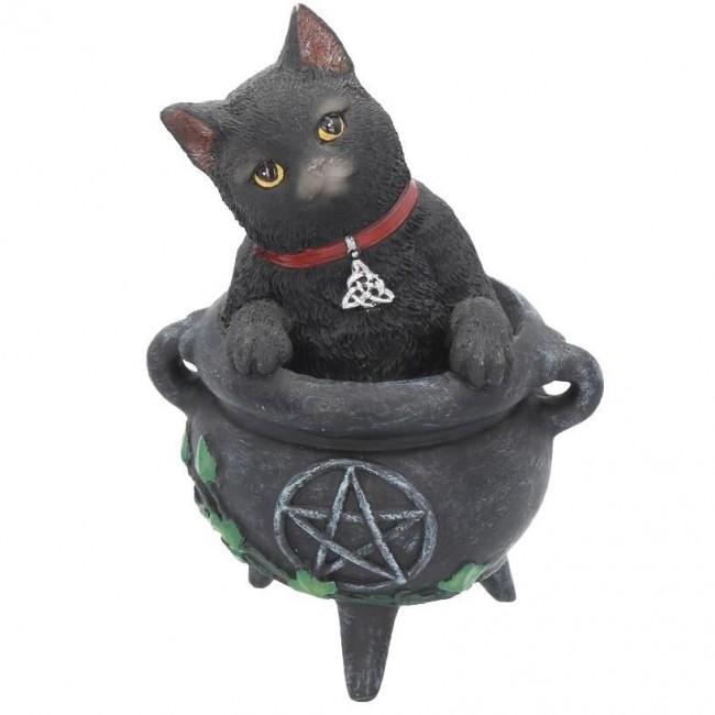 Nemesis Now-Smudge Cat Figurine