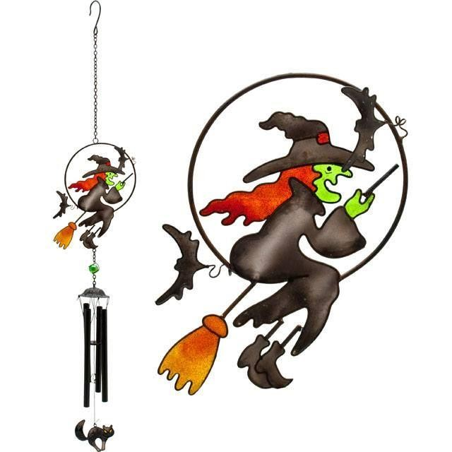 Something Different-Witch Wind Chime