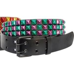 Cleo Gifts-Metallic Studded Belt