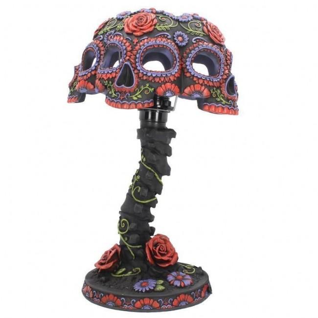 Nemesis Now-Night Blooms Lamp