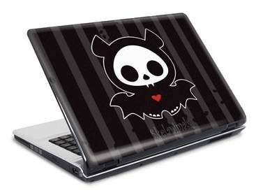 Skelanimals-Diego Skeleton Laptop Sticker