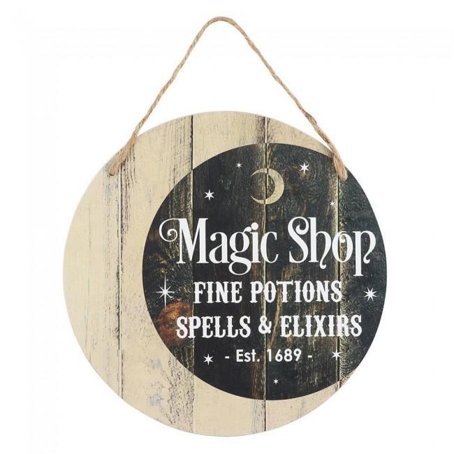 Phoenixx Rising-Magic Shop Sign