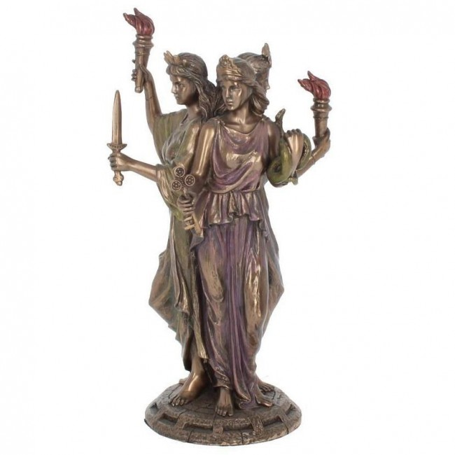 Nemesis Now-Hecate Goddess Of Magic Figurine