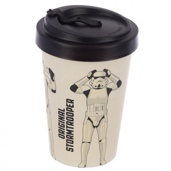 Phoenixx Rising-Stormtrooper White Travel Mug