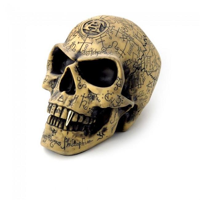 Alchemy Gothic-Alchemists Omega Skull