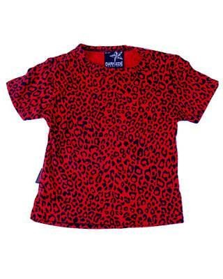 Darkside Clothing-Leopard T-shirt
