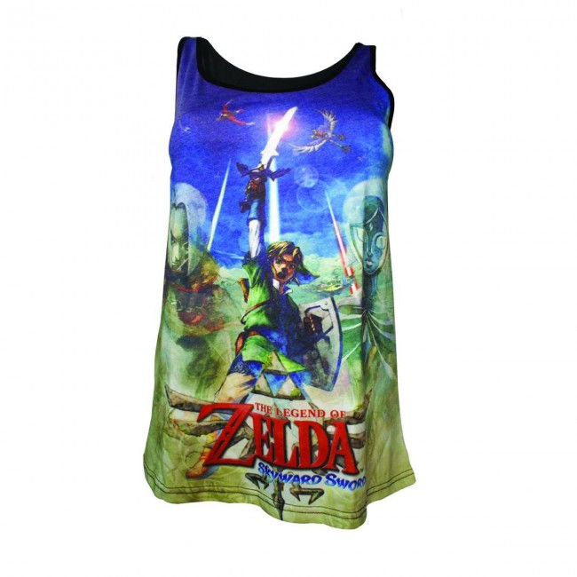 Nintendo-Legend Of Zelda Skyward Sword Vest