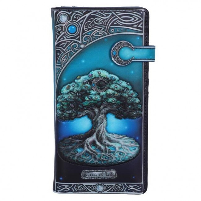 Nemesis Now-Tree of Life Purse