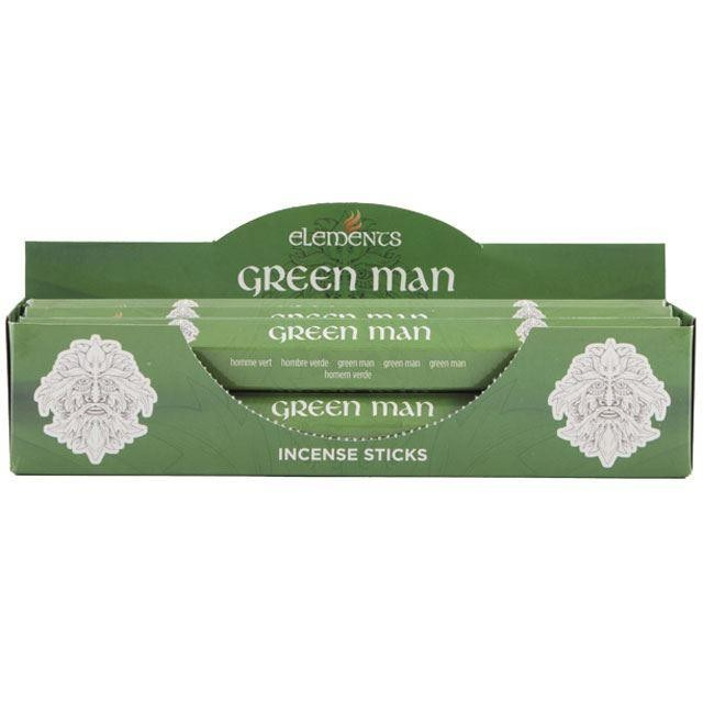 Something Different-Green Man Incense Sticks