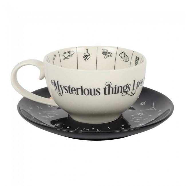 Phoenixx Rising-Fortune Telling Teacup