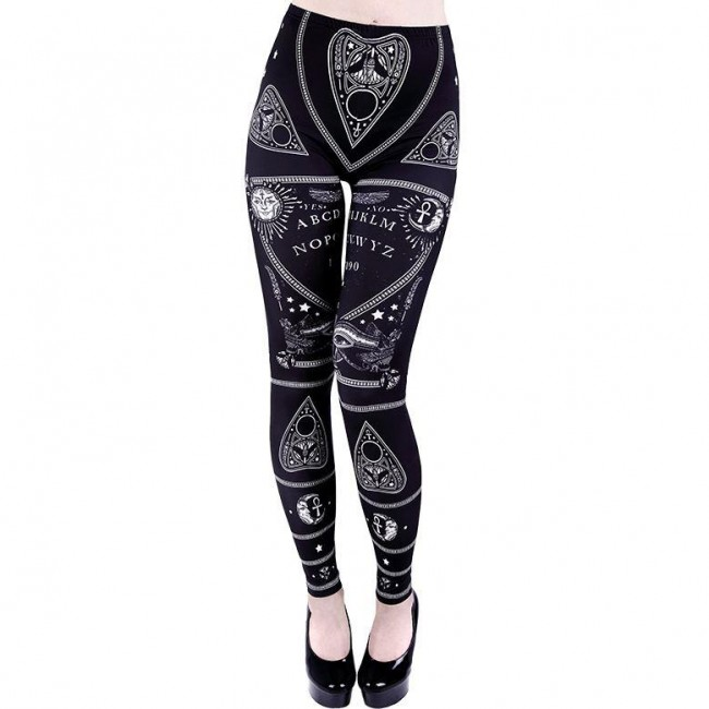 Restyle-Ouija Board Leggings