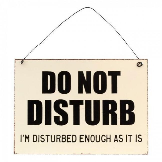 Phoenixx Rising-Do Not Disturb Sign