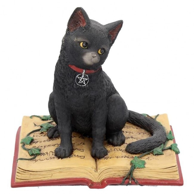 Nemesis Now-Eclipse Cat Figurine