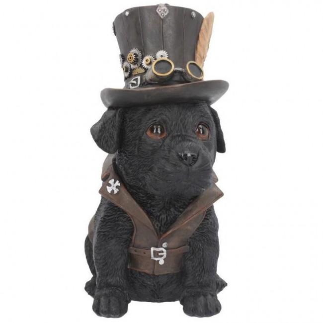 Nemesis Now-Cogsmiths Dog Figurine