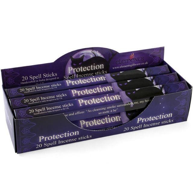 Lisa Parker-Protection Incense Sticks