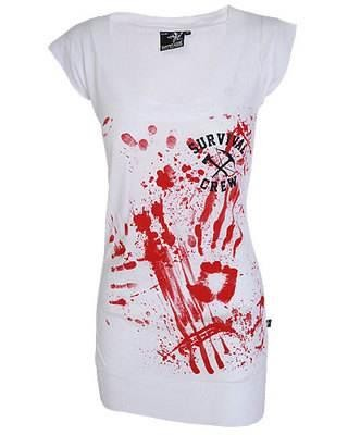 Darkside Clothing-Zombie Killer Long Top