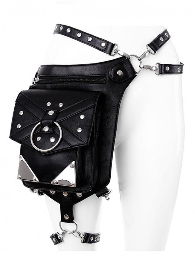Restyle-Cross Strap Holster Bag