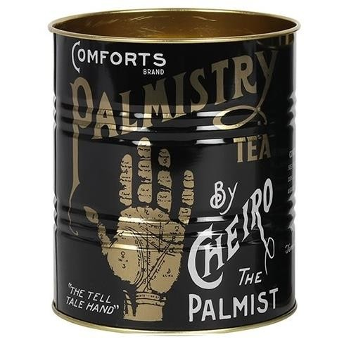 Something Different-Comforts Tea Palmistry Storage Tin