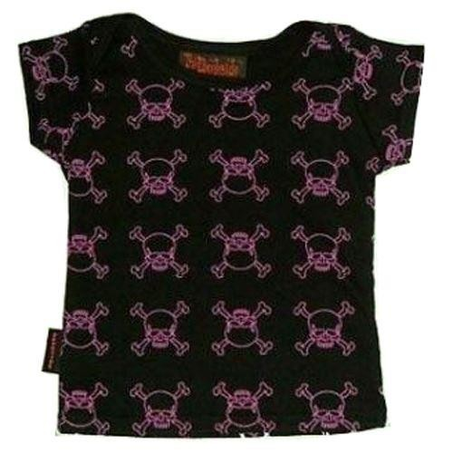 Darkside Clothing-Skull Bones T-shirt