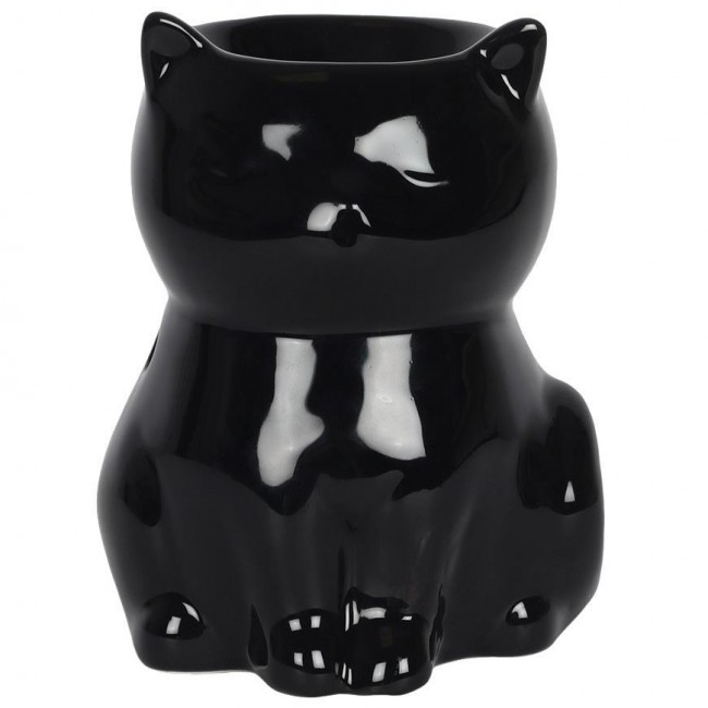 Something Different-Black Cat Oil Burner