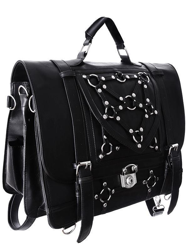 Restyle-Bondage Strap Bag