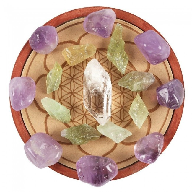 Something Different-Healing Crystal Grid Set