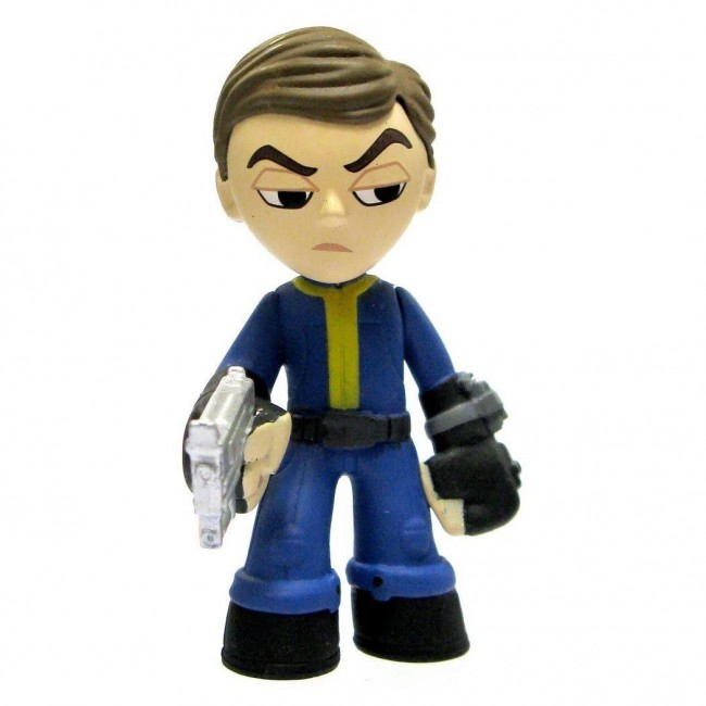 Funko-Male Vault Dweller Mini Figure
