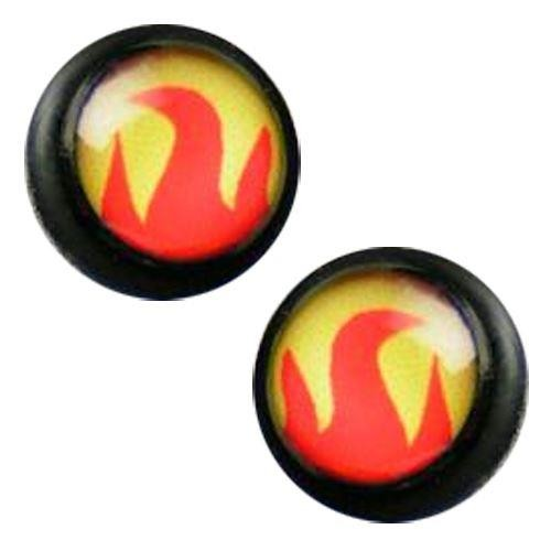 Cleo Gifts-Flame Ear Studs