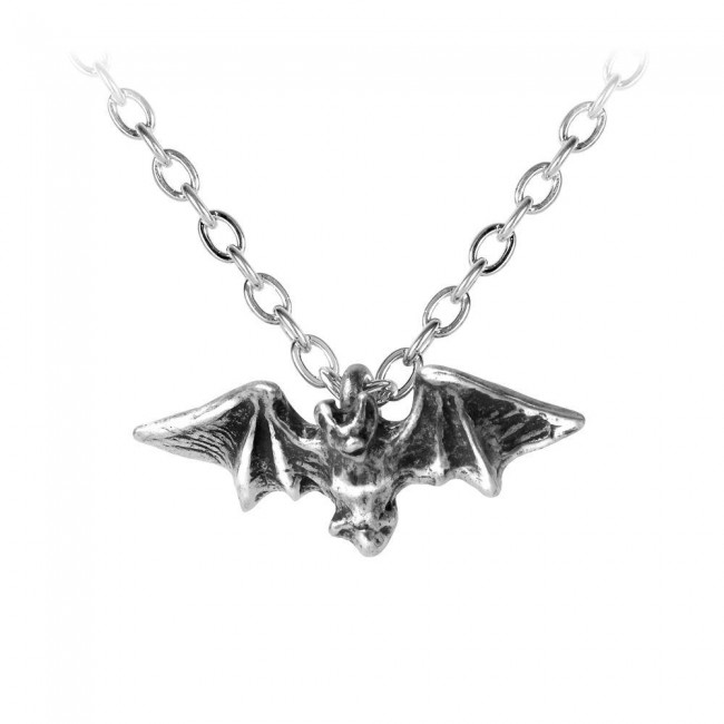 Alchemy Gothic-Kiss Of The Night Necklace