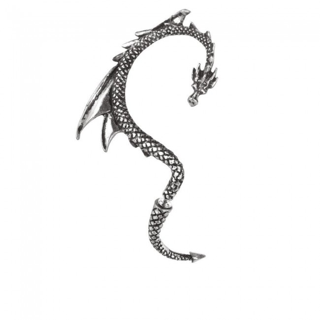 Alchemy Gothic-Dragons Lure Right Ear Frame