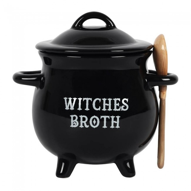 Phoenixx Rising-Witches Broth Cauldron Bowl