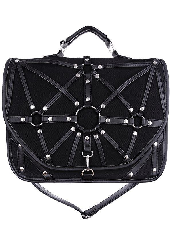 Restyle-Geometry Strap Bag