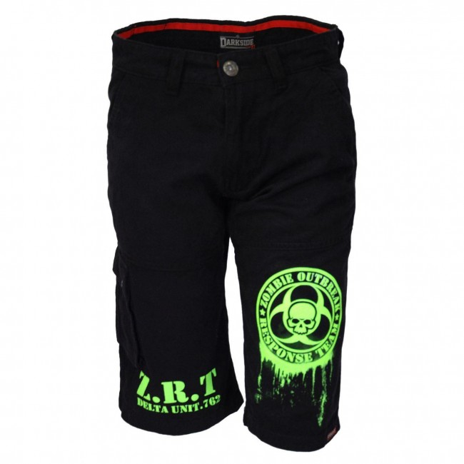 Darkside Clothing-Zombie Response Team Shorts