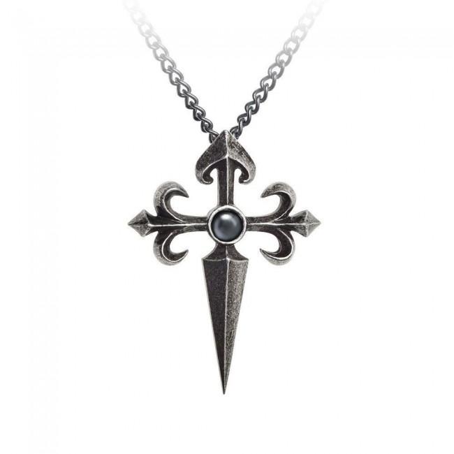 Alchemy Gothic-Santiago Cross Pendant