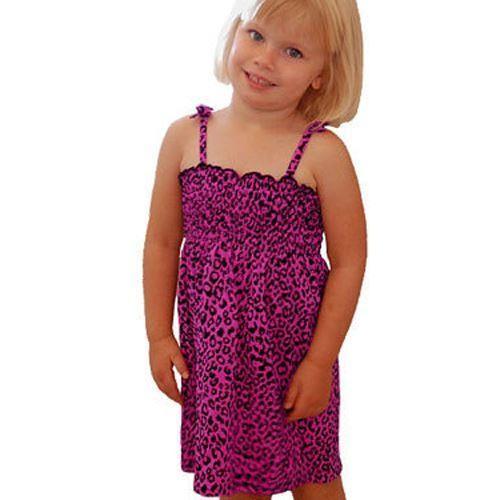 Darkside Clothing-Leopard Dress