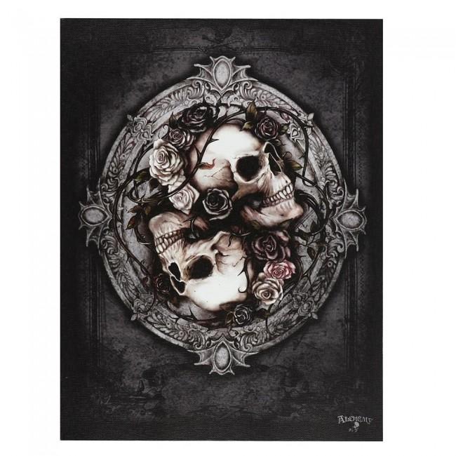 Alchemy Gothic-Dioscuri Canvas