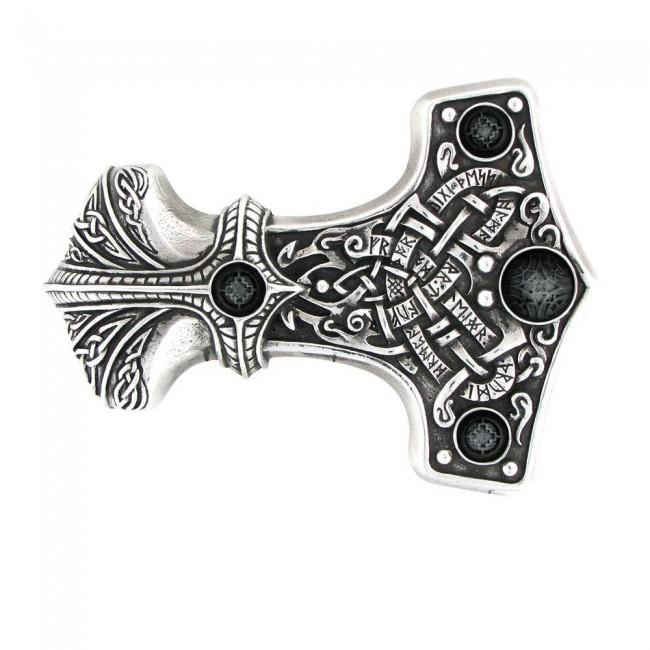 Alchemy Gothic-Thunder Hammer Buckle