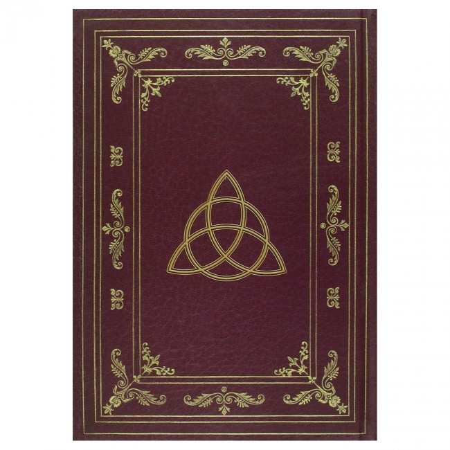Crystal Magick-Triquetra Journal