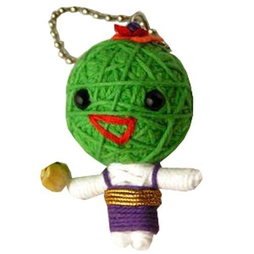 Cleo Gifts-Fruit Baby Voodoo Key Ring