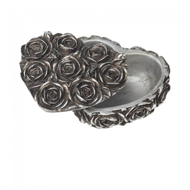 Alchemy Gothic-Rose Heart Box