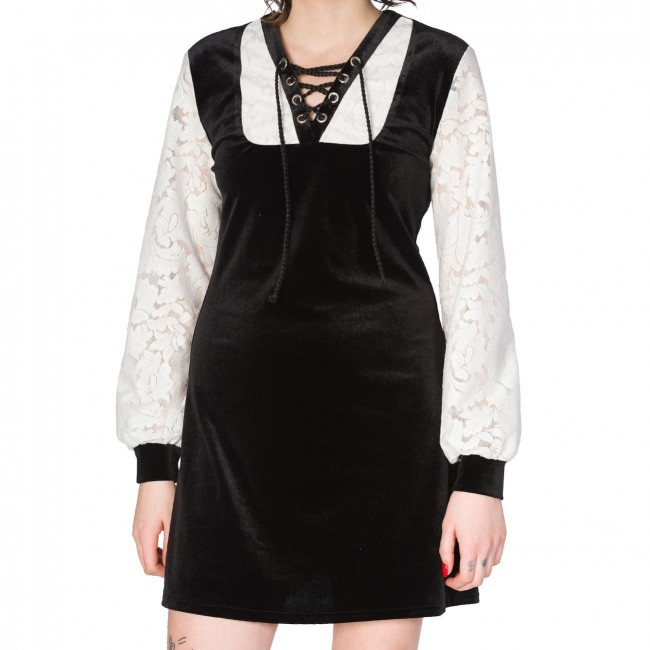 Banned Apparel-Mystic Lace Dress