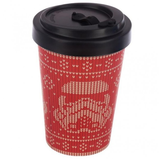 Phoenixx Rising-Stormtrooper Christmas Travel Mug