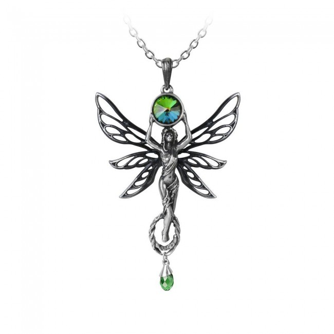 Alchemy Gothic-The Goddess Pendant