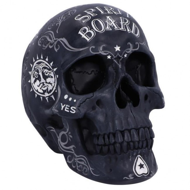 Nemesis Now-Spirit Board Ouija Skull