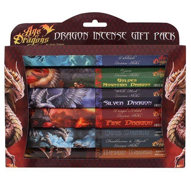 Anne Stokes-Age of Dragons Incense Gift Pack