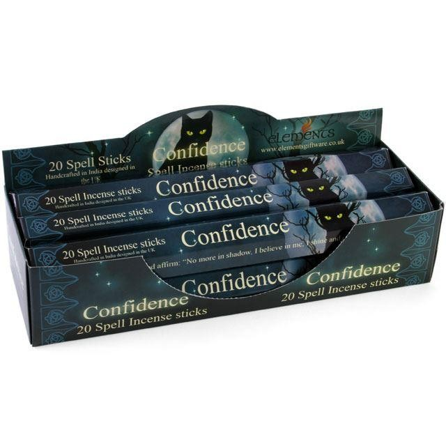 Lisa Parker-Confidence Incense Sticks