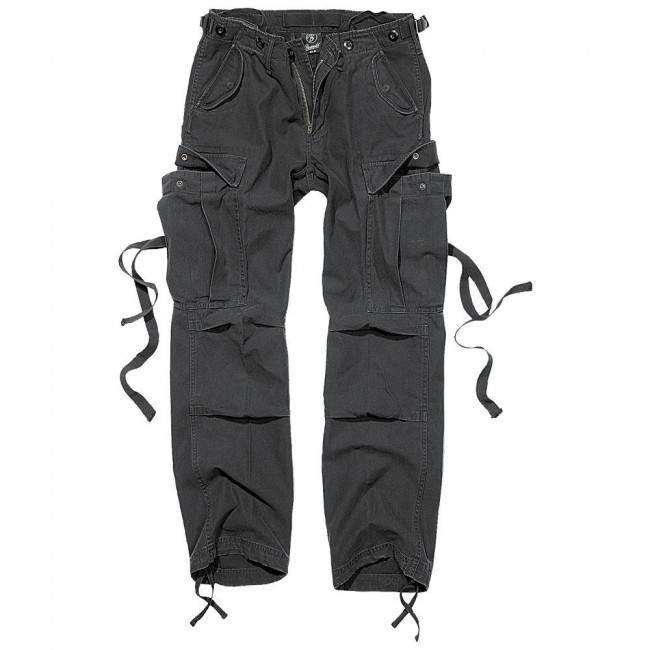 Brandit-Black M65 Trouser