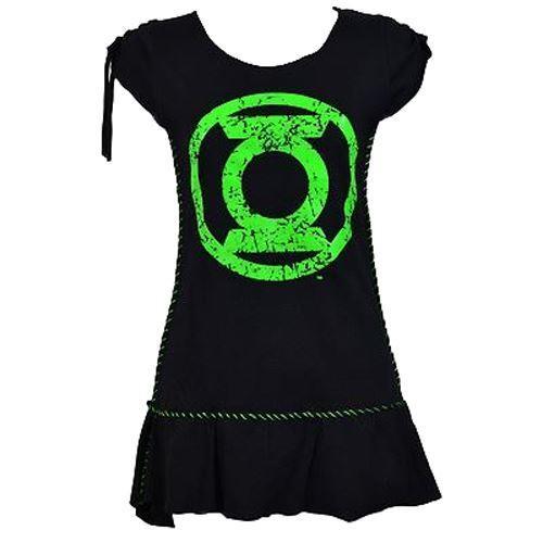 DC Comics-Green Lantern Long Line Top