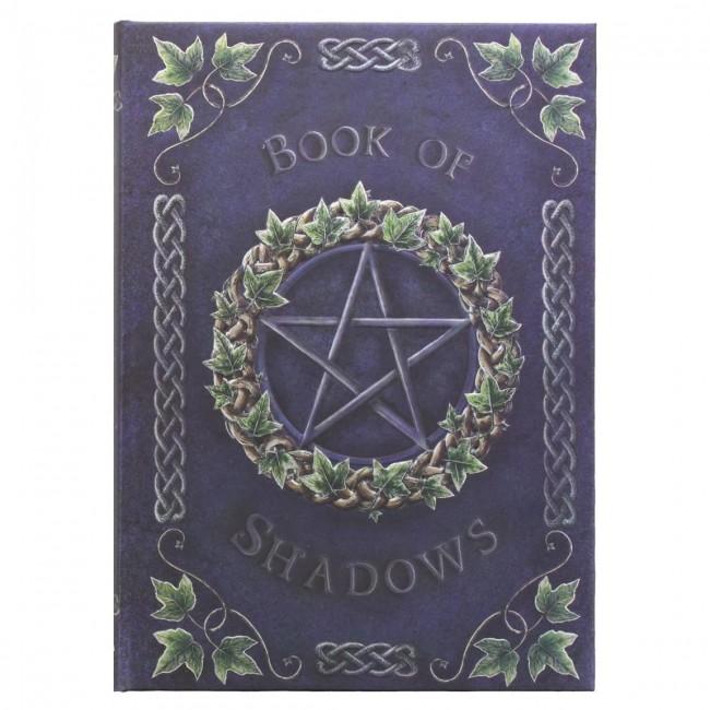 Nemesis Now-Ivy Pentagram Book of Shadows